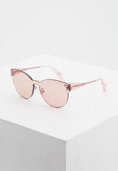 Очки солнцезащитные, Furla, цвет: розовый. Артикул: FU003DWJWSK0.