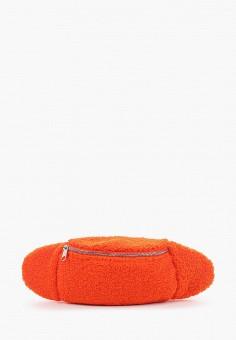Сумка поясная, Gap, цвет: оранжевый. Артикул: GA020BWGSDR2.