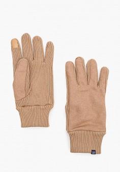 Перчатки, Gap, цвет: бежевый. Артикул: GA020DMGQXS3. Аксессуары / Перчатки и варежки