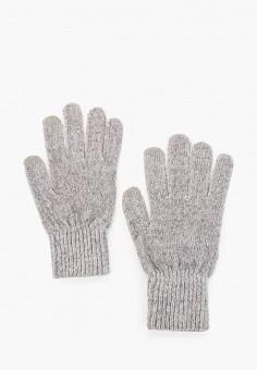 Перчатки, Gap, цвет: серый. Артикул: GA020DWGPWD1. Аксессуары / Перчатки и варежки