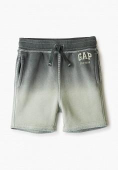Шорты спортивные, Gap, цвет: зеленый. Артикул: GA020EBIDPT5.