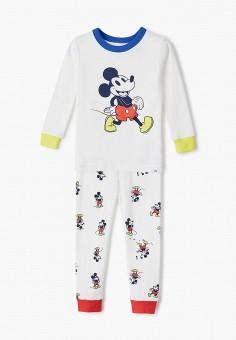 Пижама, Gap, цвет: белый. Артикул: GA020EBIWCY4.