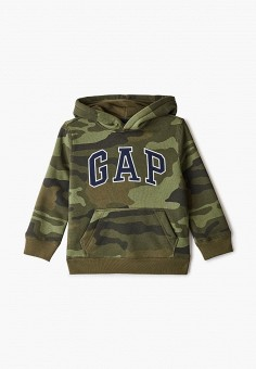 Худи, Gap, цвет: хаки. Артикул: GA020EBKANW1.