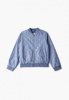 Куртка, Gap, цвет: синий. Артикул: GA020EGEGMO4.