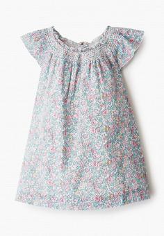 Платье, Gap, цвет: мультиколор. Артикул: GA020EGIDQH6. Девочкам / Одежда / Платья и сарафаны