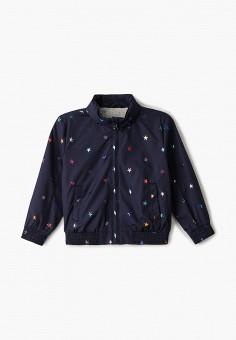 Куртка, Gap, цвет: синий. Артикул: GA020EGIDRH5.