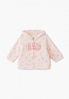 Толстовка, Gap, цвет: розовый. Артикул: GA020EGIWCW3.