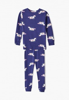 Пижама, Gap, цвет: синий. Артикул: GA020EGIWCY3.