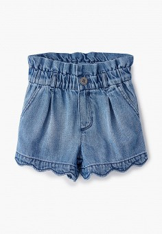 Шорты джинсовые, Gap, цвет: голубой. Артикул: GA020EGIWDO5.