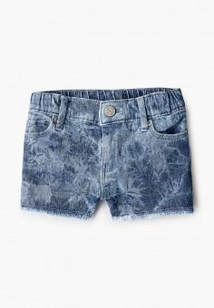 Шорты джинсовые, Gap, цвет: синий. Артикул: GA020EGIWDO7.
