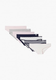 Комплект, Gap, цвет: белый, розовый, серый, синий. Артикул: GA020EGIWEC3.