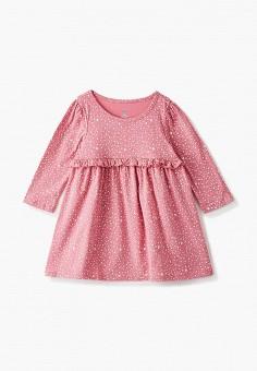 Платье, Gap, цвет: розовый. Артикул: GA020EGKANA9.