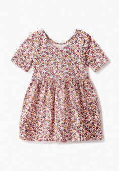 Платье, Gap, цвет: мультиколор. Артикул: GA020EGKANO5.
