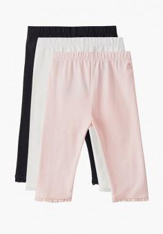 Комплект, Gap, цвет: белый, розовый, черный. Артикул: GA020EGKKBE4.