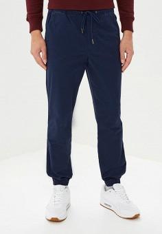 Брюки, Gap, цвет: синий. Артикул: GA020EMBTAF1. Одежда / Брюки / Повседневные брюки