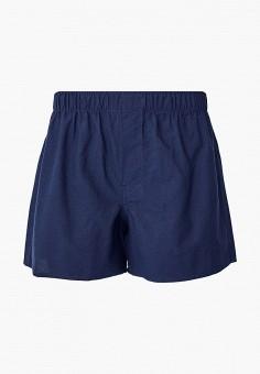 Трусы, Gap, цвет: синий. Артикул: GA020EMFZAU8. Одежда / Нижнее белье