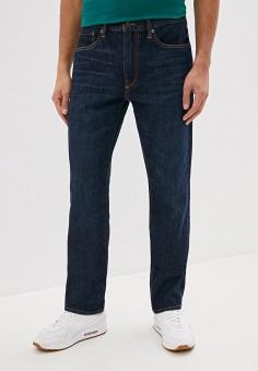 Джинсы, Gap, цвет: синий. Артикул: GA020EMFZBP4. Одежда / Джинсы / Прямые джинсы
