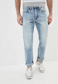 Джинсы, Gap, цвет: голубой. Артикул: GA020EMIDGR1. Одежда / Джинсы / Прямые джинсы