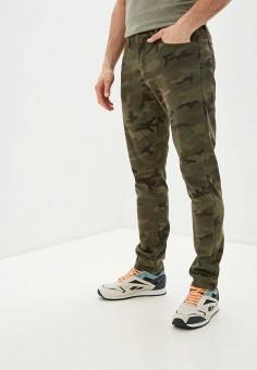 Джинсы, Gap, цвет: хаки. Артикул: GA020EMIDGS0. Одежда / Джинсы / Прямые джинсы