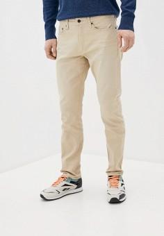 Брюки, Gap, цвет: бежевый. Артикул: GA020EMIDKO2. Одежда / Брюки / Повседневные брюки
