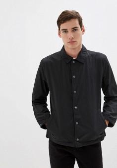 Куртка, Gap, цвет: черный. Артикул: GA020EMIDKQ4.