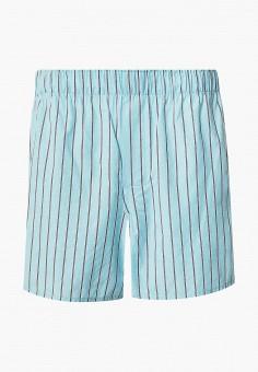 Трусы, Gap, цвет: голубой. Артикул: GA020EMIDMV8. Одежда / Нижнее белье