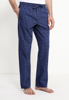 Брюки домашние, Gap, цвет: синий. Артикул: GA020EMKCS99. Одежда / Домашняя одежда