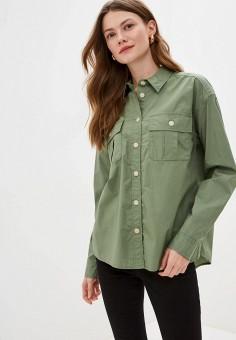 Рубашка, Gap, цвет: хаки. Артикул: GA020EWIDWC9.