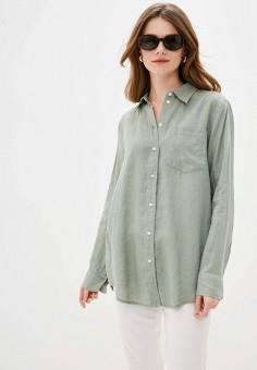 Рубашка, Gap, цвет: хаки. Артикул: GA020EWIDWF5.