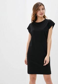 Платье, Gap, цвет: черный. Артикул: GA020EWIDWP3.