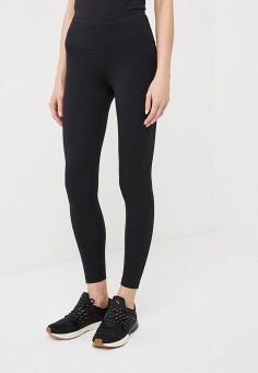 Леггинсы, Gap, цвет: черный. Артикул: GA020EWNQW23. Одежда / Брюки / Леггинсы