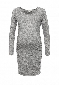Платье, Gap Maternity, цвет: серый. Артикул: GA021EWNSO39.