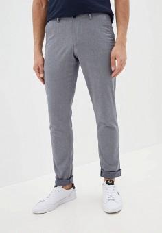Брюки, Galvanni, цвет: серый. Артикул: GA024EMJFDO2. Одежда / Брюки / Повседневные брюки