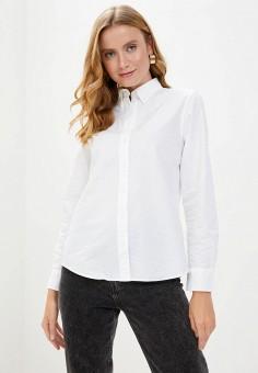 Рубашка, Gant, цвет: белый. Артикул: GA121EWKBYJ6. Одежда / Блузы и рубашки / Рубашки