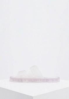 Сланцы, GCDS, цвет: прозрачный. Артикул: GC001AWHJZO3. Обувь / Резиновая обувь