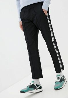 Брюки, GCDS, цвет: черный. Артикул: GC001EMHJZL2. Одежда / Брюки / Повседневные брюки
