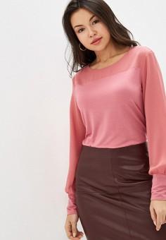 Блуза, Gerry Weber, цвет: розовый. Артикул: GE002EWICKX6. Одежда / Блузы и рубашки