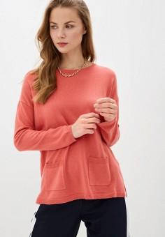 Джемпер, Gerry Weber, цвет: розовый. Артикул: GE002EWJGTE9. Одежда / Джемперы, свитеры и кардиганы / Джемперы и пуловеры / Джемперы