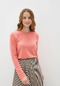 Джемпер, Gerry Weber, цвет: розовый. Артикул: GE002EWJHIG1. Одежда / Джемперы, свитеры и кардиганы / Джемперы и пуловеры / Джемперы