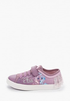 Кеды, Geox, цвет: фиолетовый. Артикул: GE347AGIEDO8.