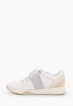Кроссовки, Geox, цвет: белый. Артикул: GE347AWIEDA5.