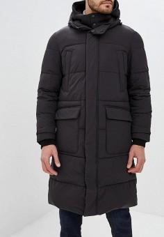 Куртка утепленная, Geox, цвет: черный. Артикул: GE347EMBWUE4. Одежда / Верхняя одежда / Пуховики и зимние куртки / Зимние куртки