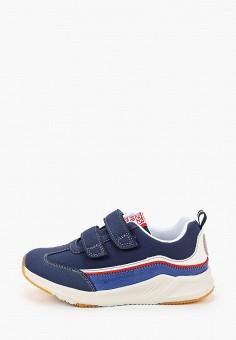 Кроссовки, Gioseppo, цвет: синий. Артикул: GI022ABIIBW4. Мальчикам / Обувь / Кроссовки и кеды