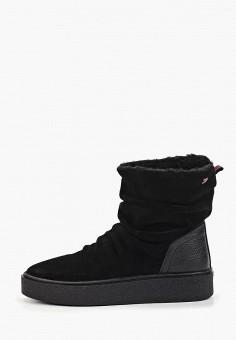 Полусапоги, Gioseppo, цвет: черный. Артикул: GI022AWFPMA2. Обувь / Сапоги / Полусапоги