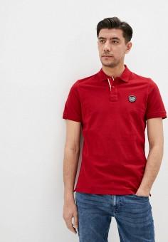 Поло, Giorgio Di Mare, цвет: красный. Артикул: GI031EMJDLA4. Одежда / Футболки и поло / Поло