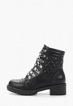 Ботинки, Givana, цвет: черный. Артикул: GI040AWHMYH2. Обувь / Ботинки