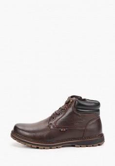 Ботинки, Go.Do., цвет: коричневый. Артикул: GO019AMFXYI4. Обувь / Ботинки / Низкие ботинки