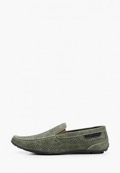 Мокасины, Go.Do., цвет: зеленый. Артикул: GO019AMIJBP6. Обувь / Мокасины и топсайдеры