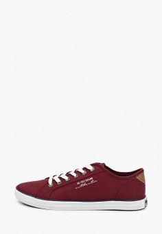 Кеды, Go.Do., цвет: бордовый. Артикул: GO019AMIJBR5. Обувь / Кроссовки и кеды / Кеды