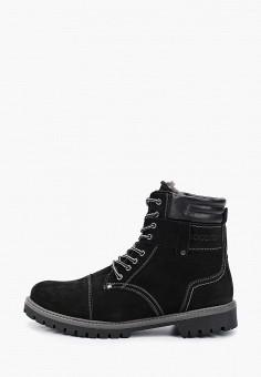 Ботинки, Goodzone, цвет: черный. Артикул: GO029AMGHMA4. Обувь / Ботинки